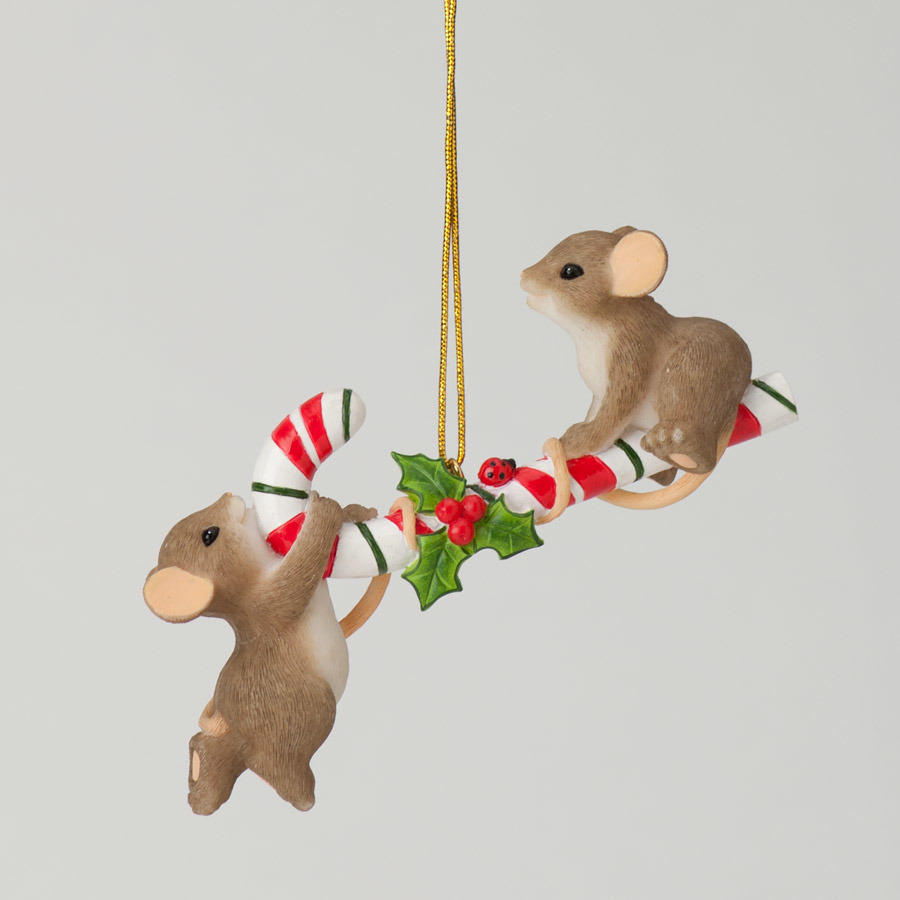 Charming Tails 4027671 Make the Teeter Sweeter Ornament