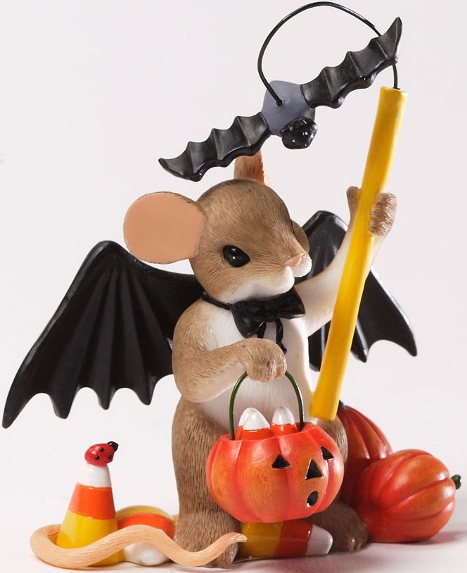 Charming Tails 4027676 A Little Batty For Halloween