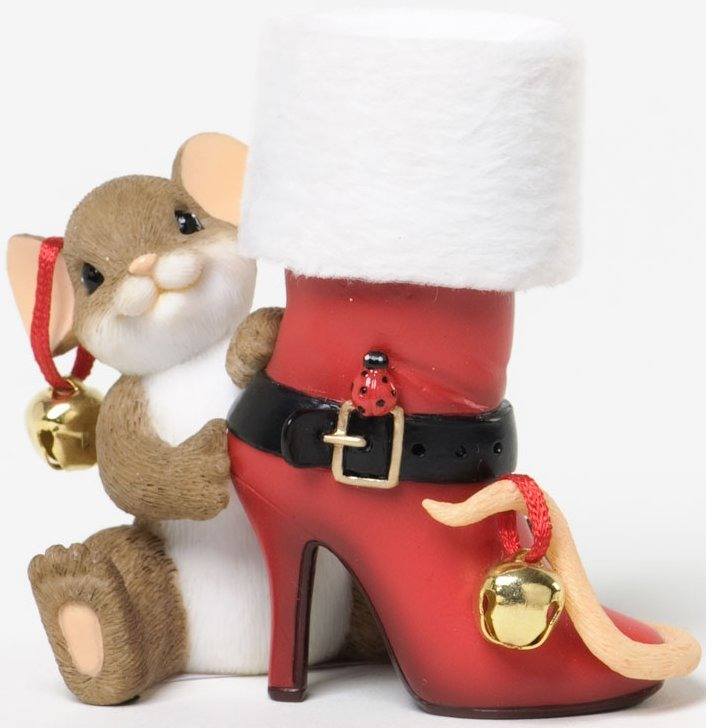 Charming Tails 4034343 Your Beautiful Sole Decorates The Season
