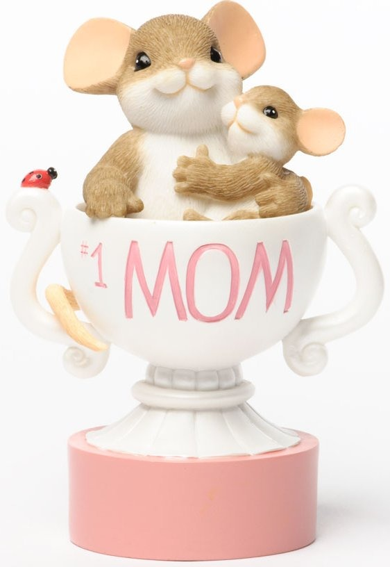 Charming Tails 4035261 Mom You Are The Best