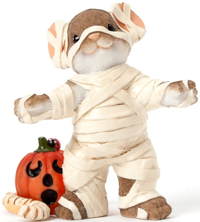 Charming Tails 4041160 Dressed as Mummy