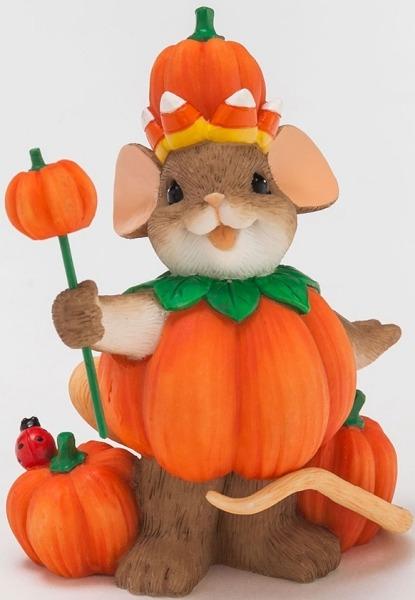 Charming Tails 4046781 Pumpkin King