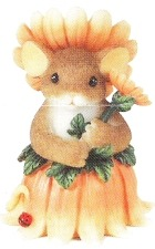 Charming Tails 83120 Your Beauty Brightens My Day Figurine
