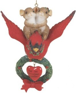 Charming Tails 86166 Together on the Wings of Love - Couples 1st Year