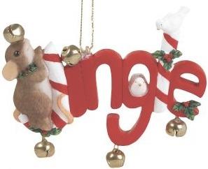 Charming Tails 86168 Holiday Jingle