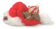 Charming Tails 87155 The Nap Before Christmas