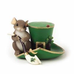 Charming Tails 88131 Irish You Luck