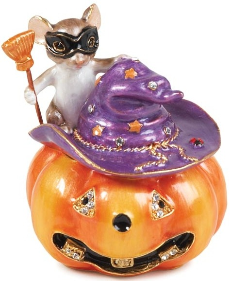 Charming Tails 89218 Pumpkin WMini