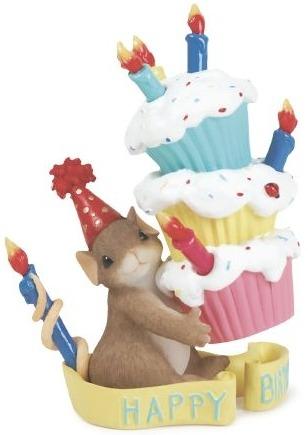 Charming Tails 89243 Happy Birthday
