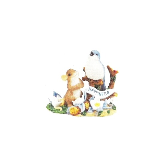 Charming Tails 89364 You Make Me So Happy Figurine