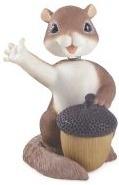Charming Tails 98518 Sebastian Bobble Head Figurine