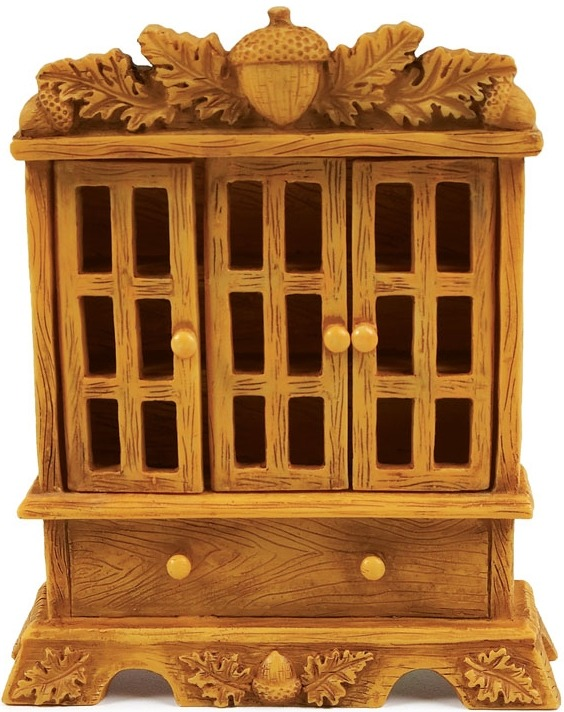 Charming Tails 98579 Curio Cabinet