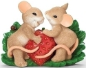 Charming Tails 12502 Something Sweet Figurine