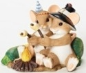 Charming Tails 30395 Mouse Pilgrim Indian Fig