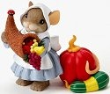 Charming Tails 4017317 Holding a Harvest of Good Things For You Figurine