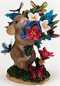 Charming Tails 4020489 May Each Day Bring You Blossoms Figurine