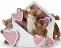 Charming Tails 4020496 Theres More Love for You Mom Figurine