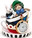 Charming Tails 4020773 Time You Know I am Mad About you Clock