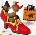 Charming Tails 4023631 Youre the Fire in My Sole Figurine
