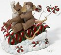Charming Tails 4023660 The Holidays are One Sweet ride
