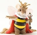Charming Tails 4025769 Queen Bee Figurine