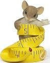 Charming Tails 4027096 Your Efforts Are Not Waisted Figurine