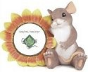 Charming Tails 98506 Sunflower Figurine