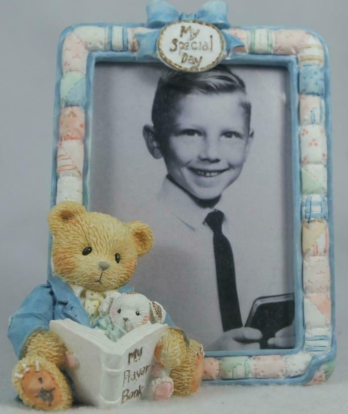 Cherished Teddies 104191 Communion Frame