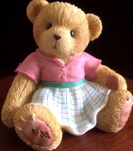 Cherished Teddies 112454 A Mother Gives From Her Heart