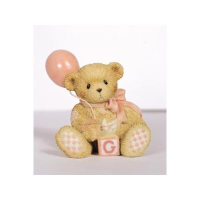 Cherished Teddies 113589 Baby Girl