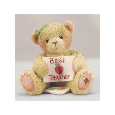 Cherished Teddies 116466 Best Teacher