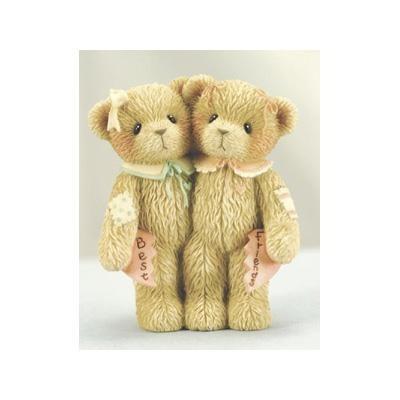 Cherished Teddies 116546 Best Friends
