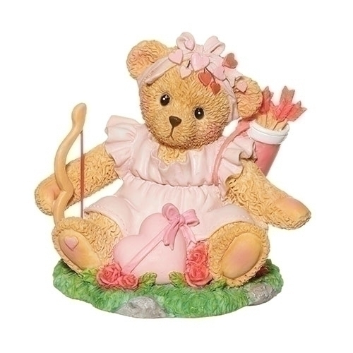 Cherished Teddies 12921 Valentines Figure Betty