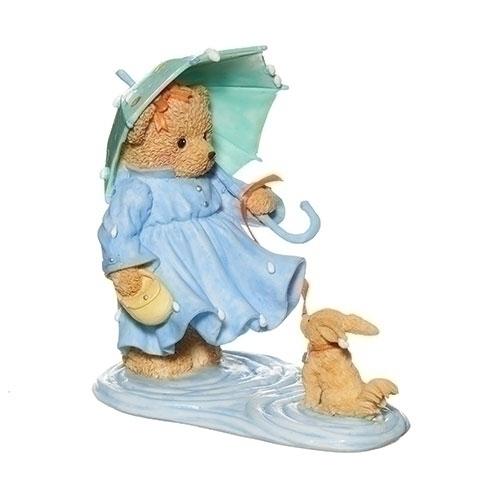 Cherished Teddies 12923 Spring Showers Jeanne