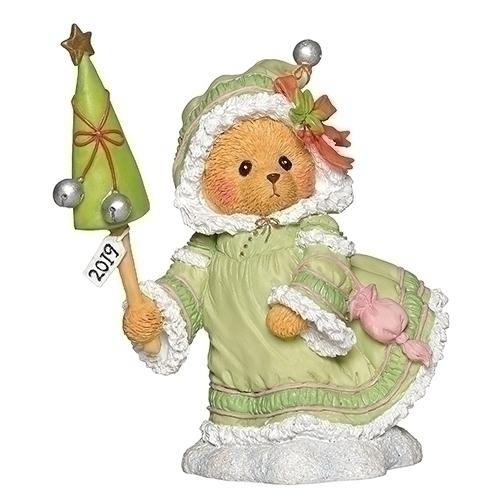 Cherished Teddies 132845 Jennifer 2019 Annual Figurine