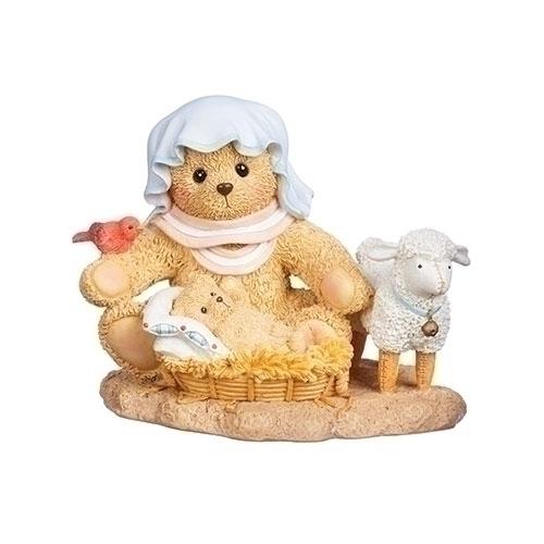 Special Sale 132858 Cherished Teddies 132858 2019 Mary & Jesus Bear