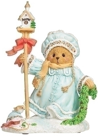 Cherished Teddies 134211 Ingrid Figurine