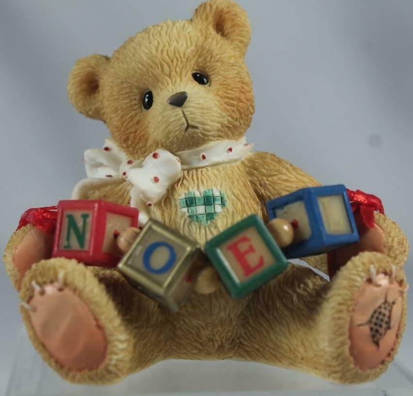 Cherished Teddies 176109 An Old Fashioned Noel To You