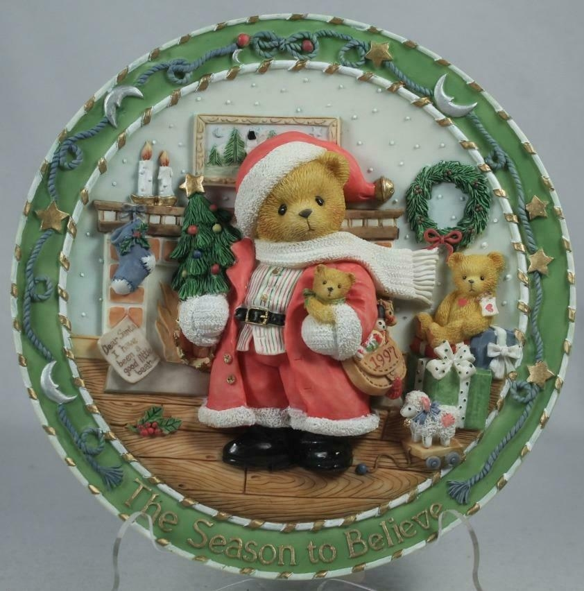 Cherished Teddies 272183 The Season To Believe