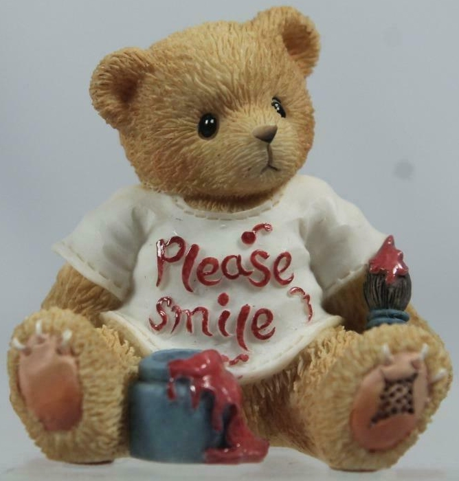 Cherished Teddies 303135 Please Smile