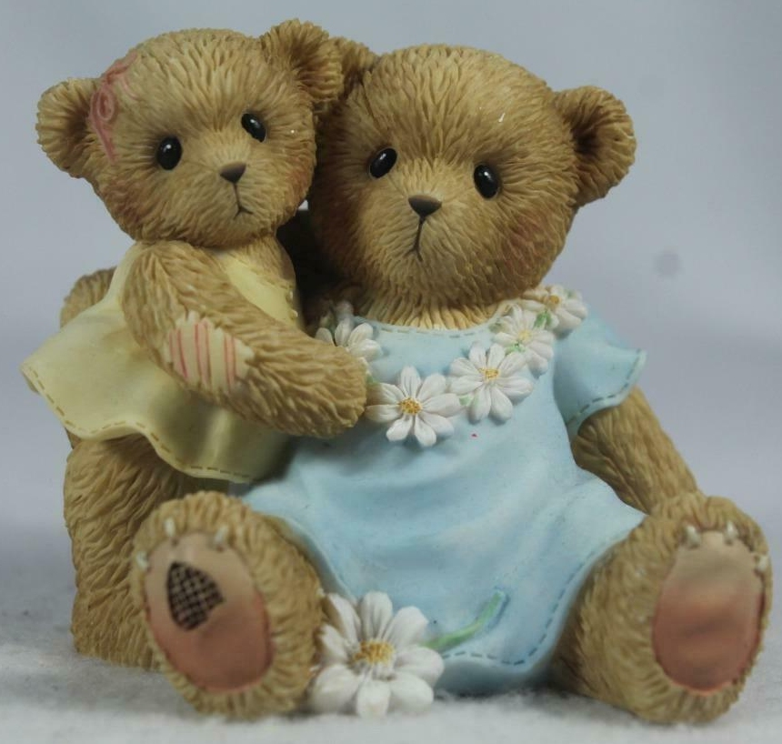 Cherished Teddies 4005261 Made With Love For Mom