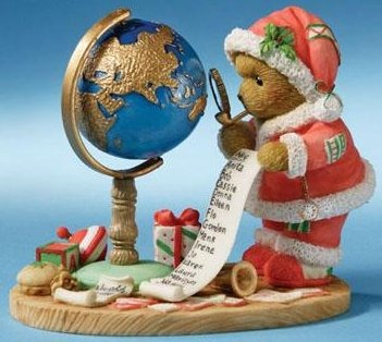 Cherished Teddies 4008152 Finding Out Whos Been Naughty