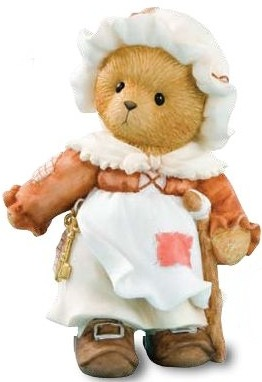 Cherished Teddies 4009587 Cooking Up Trouble