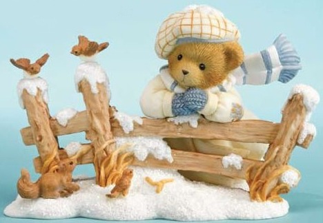 Cherished Teddies 4010094 Cold Weather Makes Warm Memories