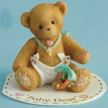 Cherished Teddies 4012292 Baby Dear