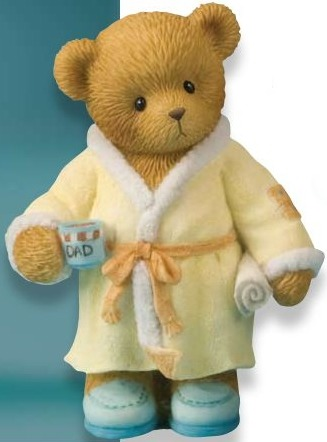 Cherished Teddies 4012858 Dad For All You Do This Days For You
