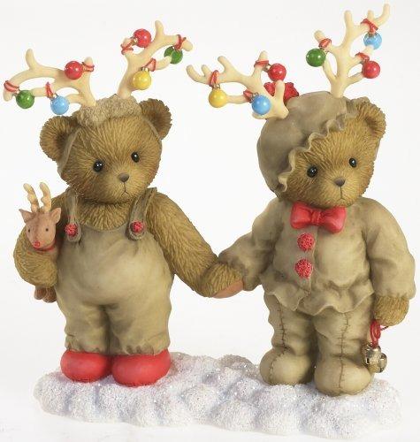 Cherished Teddies 4016863 Dressed As Reindeer