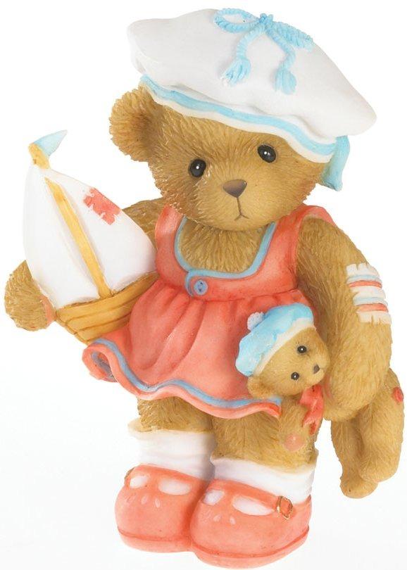Cherished Teddies 4020565 Sail Away With Me Figurine