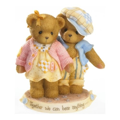 Cherished Teddies 4020567 Through Thick and Thin Figurine