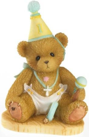 Cherished Teddies 4020572 Age 1 Figurine